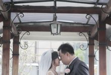 The Wedding of Dony & Volyi by Unique Salon and Bridal