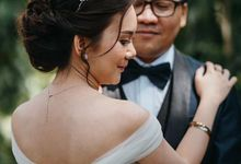 Thomas & Cathrine Wedding by Vvednue Indonesia