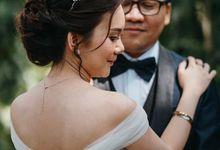 Thomas & Cathrine Wedding by Vvednue Indonesia