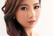 Makeup Korean look by Anggi Yulia by Unique Salon and Bridal