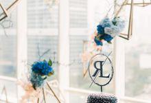 Rainheart & Lupita by Password Wedding Organizer