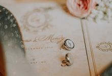 The Engagement of Mindy & Eugene by Satori Planner