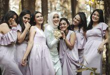 Pre-wedding Ajeng Citra Permatasari & Muhammad Riza by Flexx Pictura Originals