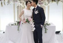 The Wedding of  Neil & Devita by Bloom Gift