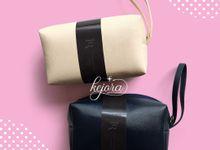 Pouch Bulat by Kejora Gift & Souvenir