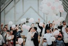 The Wedding of Brian & Calvina by InterContinental Bandung Dago Pakar