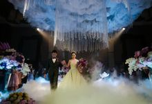 The Wedding Billy & Meli by Excelsior Decoration