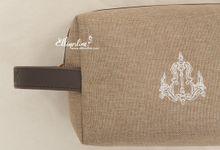 WEDDING OF Ridwan & Kenshini by Ellinorline Gift