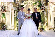 MC-Ing Wedding Ceremony of Veros and Elanie by Ws Entertainment