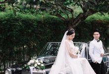 Wedding by Lusi Damai Classic Car Rent Bali