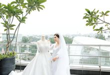 Irene & Kevin Wedding by iLook ( Makeup & Couture )