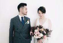 The Wedding of Yosua and Amel by Mamoru Gift