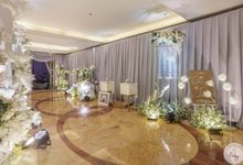 Wedding of Eko & Tities by 4Seasons Decoration