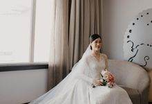 Wedding Of Agus & Wendy by Michelle Alphonsa