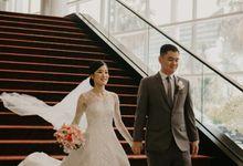 Wedding Of Agus & Wendy by Michelle Alphonsa