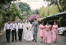 Wedding of Wilson & Wanda by Michelle Alphonsa