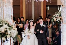 The Wedding of Dian & Susi by LOTA | LAURENT AGUSTINE