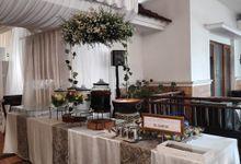 Akad Nikah Anggi Asmara & Ikhsan Utama by DASA Catering