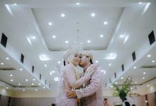 NINA & AMRI by Concetta Wedding Organizer