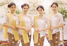 Traditional Wedding by Everglow Pagar Ayu