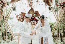 Resa & Bunga Wedding Decoration by Nona Manis Creative Planner