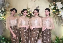 Traditional Wedding by Everglow Pagar Ayu