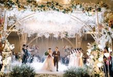 Erwin & Shirly Wedding Decoration by Valentine Wedding Decoration