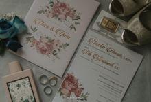 The Wedding of Nico and Yuni by Hello Elleanor