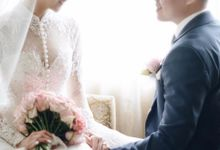 The Wedding of Steven & Jessica by PRIVATE WEDDING ORGANIZER