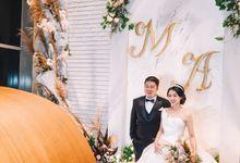 Michael & Arlyn Wedding by 83photostudio