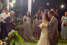 Wedding Day of Alfonsus Wibisono & Sekar Kinasih by Kaye Brothers Tailor