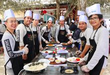 Kredivo  Gathering Event with Cooking Class Activity by KEKEB by Anika