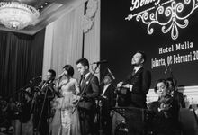 The Wedding Of Ben & Poetri by Solala Orchestra Entertainment