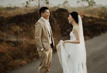 Pre-Wedding Of Jeffry & Kathrin by Michelle Alphonsa
