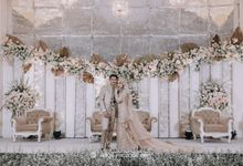 Rama & Jihan -  1 Februari 2020 by Grand Slipi Convention Hall