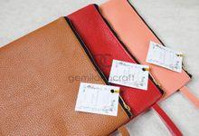 big zipper pouch by Gemilang Craft