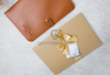notebook upgrade paper ribbon for dr camelia & achmad by Gemilang Craft
