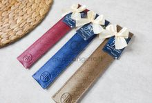 straw pouch upgrade ribbon for riris & philips by Gemilang Craft