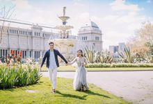 Pre-Wedding of Stephen & Jacqueline by Michelle Alphonsa
