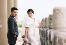The Wedding of Hendra & Agnes by Satori Planner