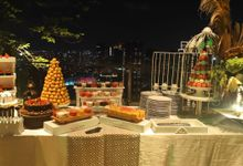 Wedding of Kevin & Citra at The Imperium by DASA Catering