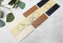 b-wallet packaging roll paper by Gemilang Craft