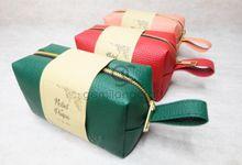 Boxy kulit jeruk packaging roll paper for Puspa & Nobel by Gemilang Craft