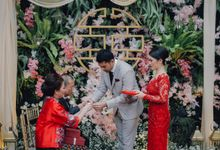 Wedding of Andre & Vinsensia by 4Seasons Decoration