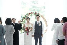 Steven & Jessica Wedding Day by Irish Wedding