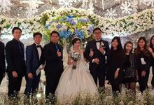 The Wedding of Leon and Eveline by Qla Wedding Organizer