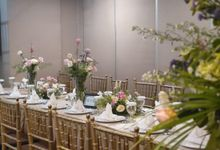 Wedding of Kesta & Regis by DASA Catering