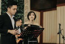 Wedding live at Sasana Kriya by Solala Orchestra Entertainment