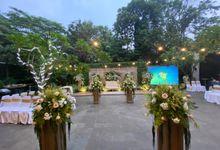 The Wedding Vitto & Suci by AVIARY Bintaro