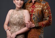 Sangjit Day Mr. Yohanes Sutanto And Wife by The Batik Atelier